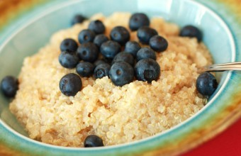 Blueberry Maple Quinoa