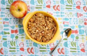 Apple Pie Quinoa