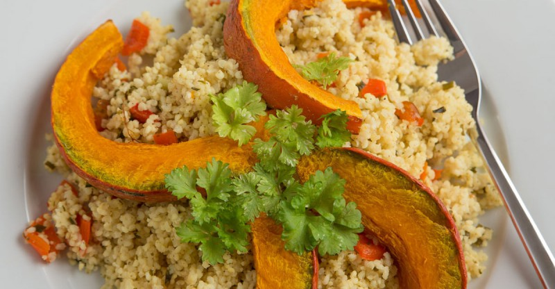 Grilled-Pumpkin-and-Quinoa-Salad