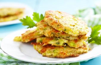 Quinoa and Potato Pancakes