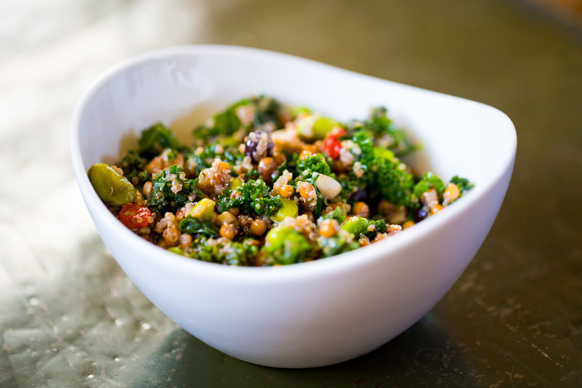 Quinoa Kale Recipe