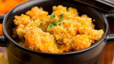 Quinoa Pumpkin and Thyme